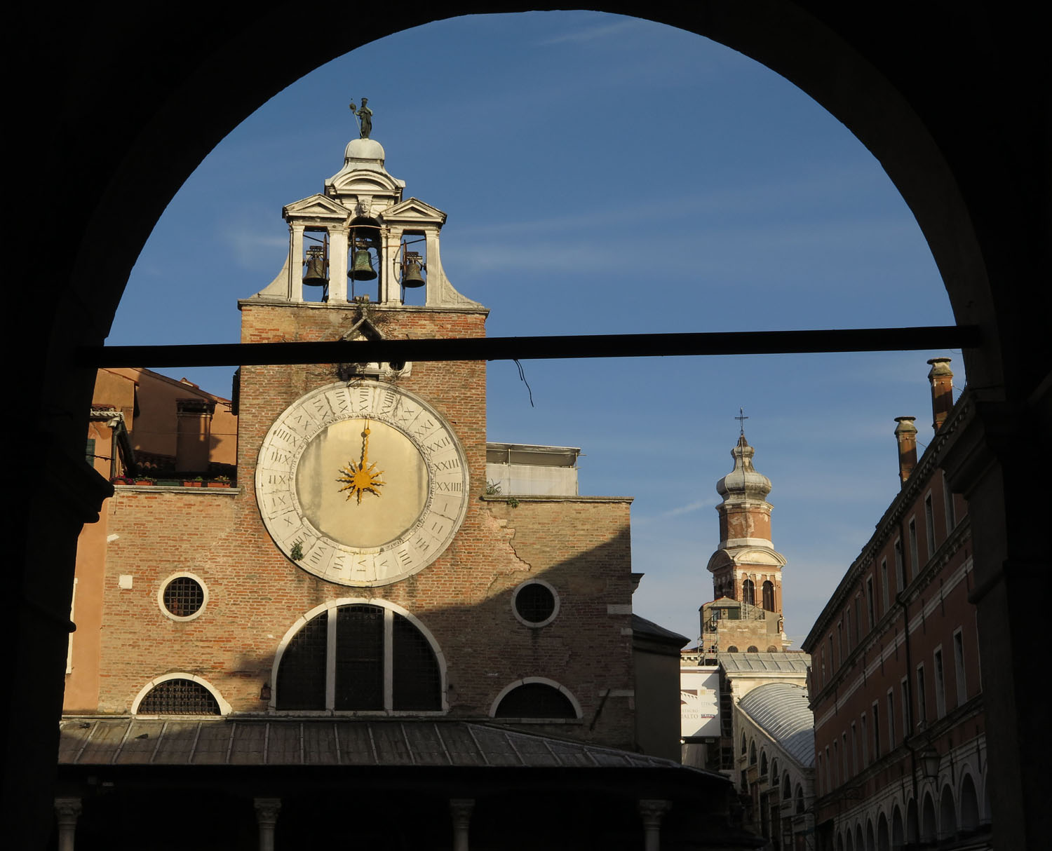 Italy-Venice-Wandering-Around-Archway