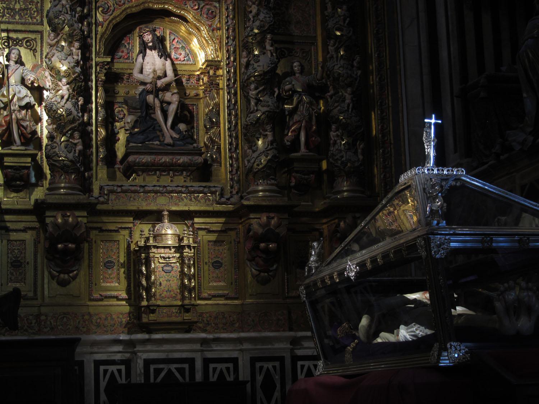 Camino-De-Santiago-Sights-And-Scenery-Burgos-Chapel