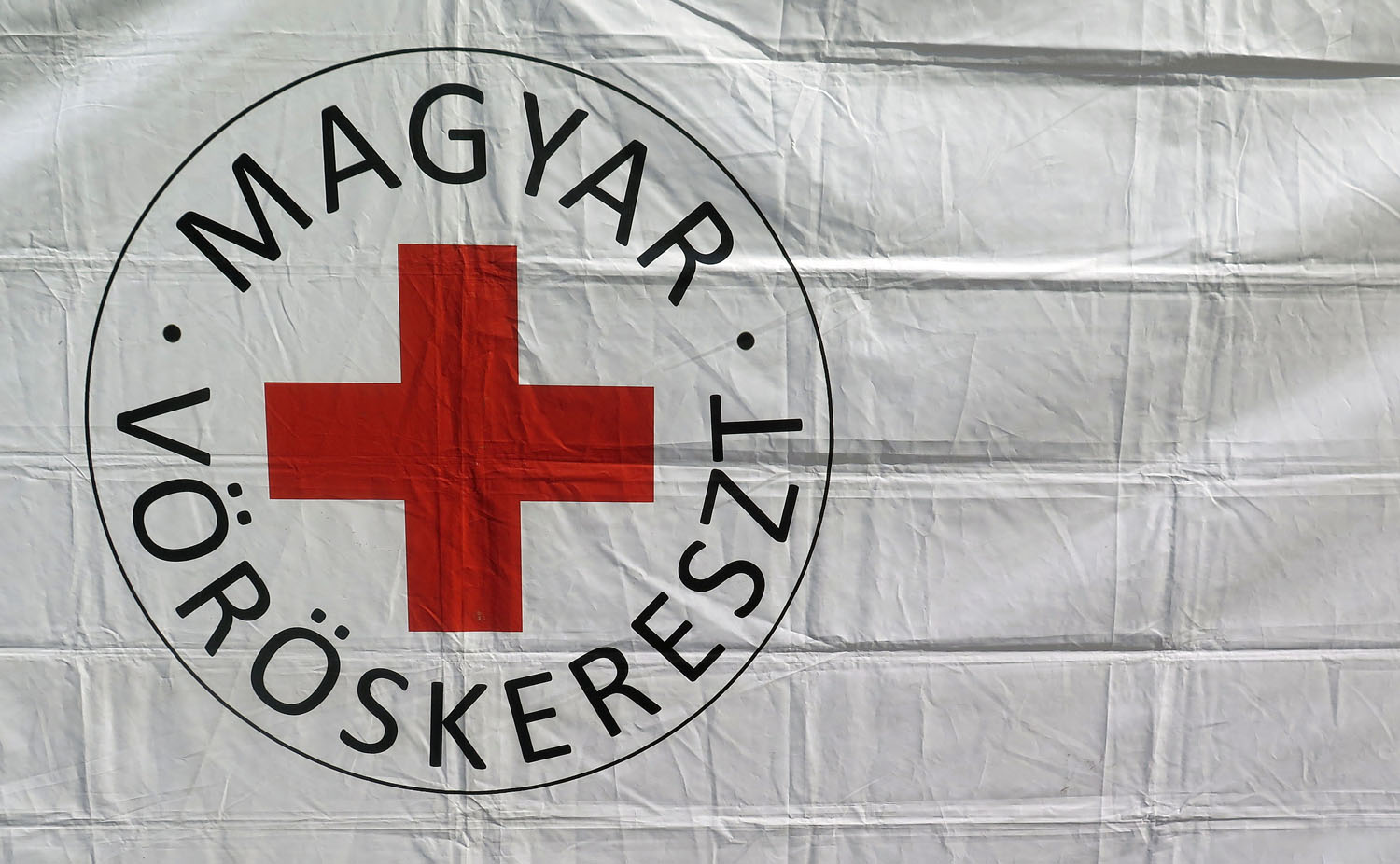 hungary-budapest-street-scenes-red-cross