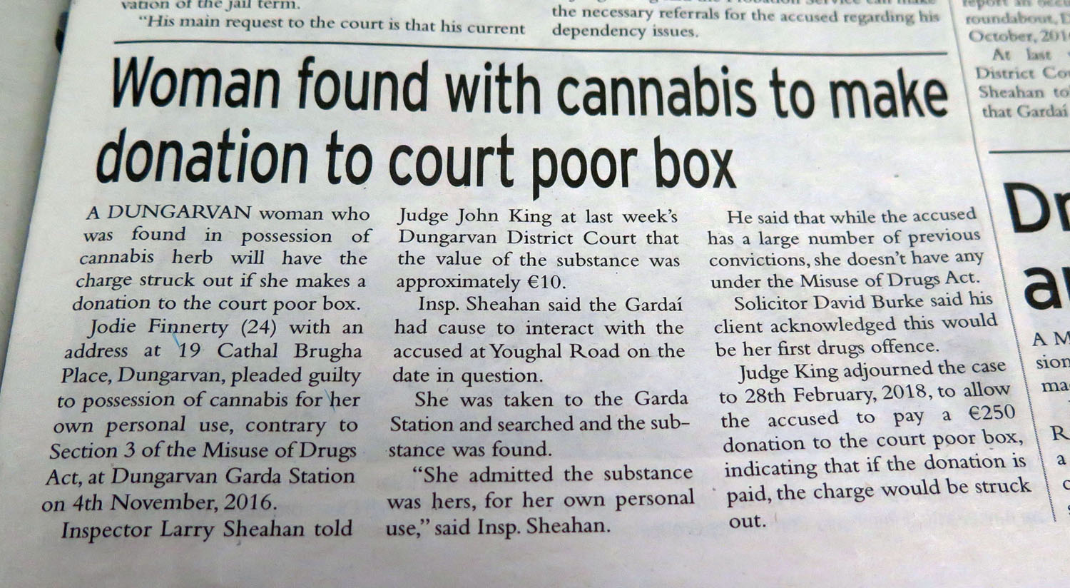 Ireland-Sights-And-Scenery-Dungarvan-Cannabis-Sentence