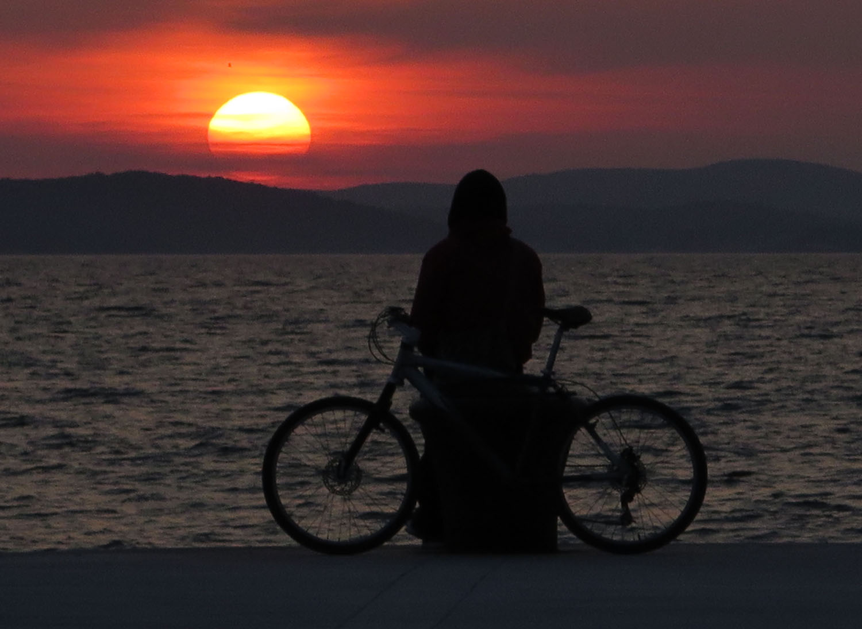 Croatia-Zadar-Sunset