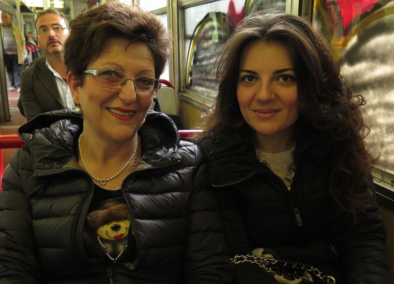 Italy-Sorrento-Rosa-Maria