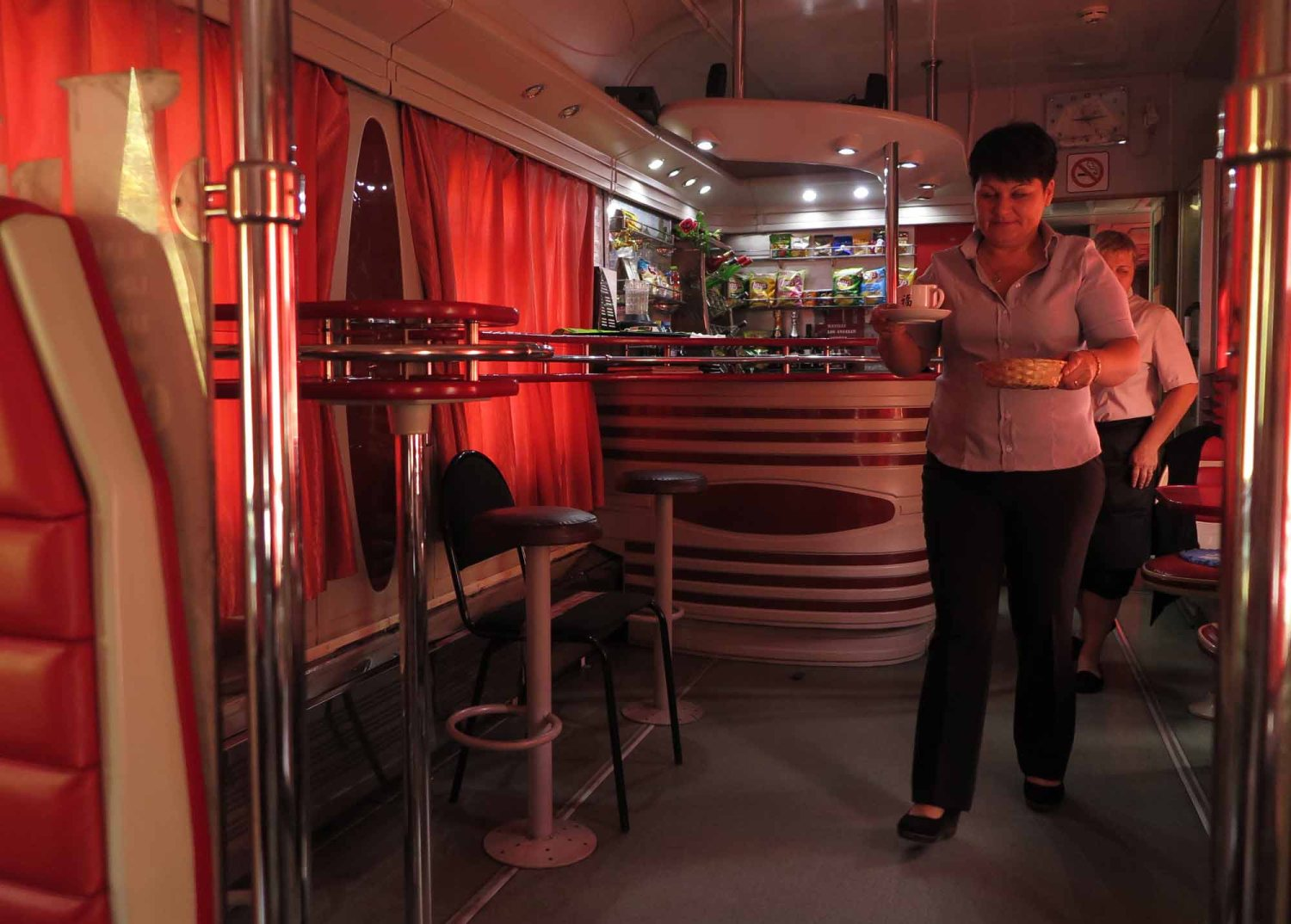 Russia-Trans-Siberian-Railway-Food-And-Drink-Dining-Car
