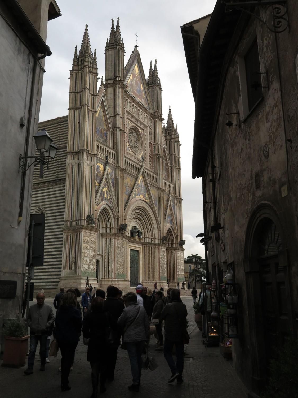 Italy-Orvieto-Duomo