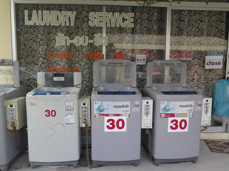 Thailand-Ko-Samui-Laundry