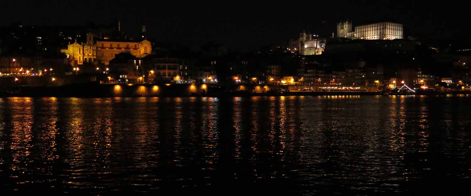 portugal-porto-view-of-city-night