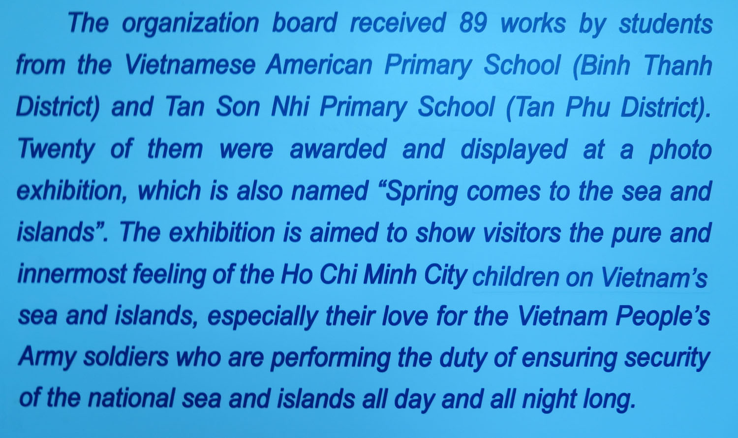 Vietnam-Ho-Chi-Minh-City-War-Remnants-Museum-Indoctrination-Of-Children