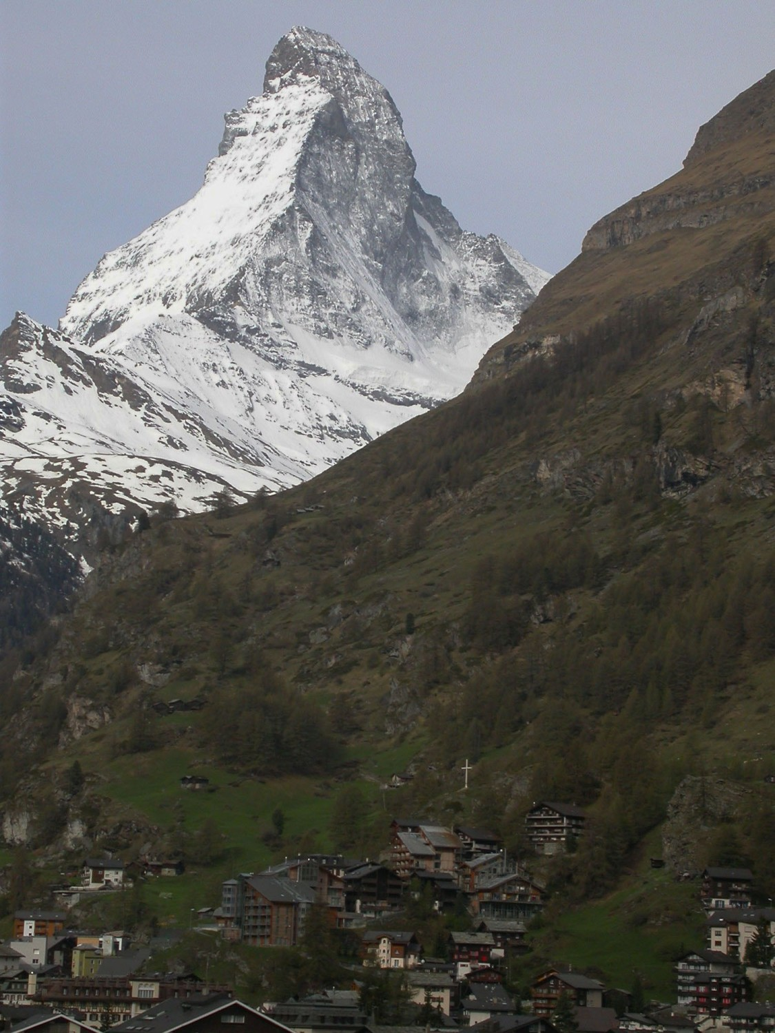 Switzerland-Zermatt-Matterhorn