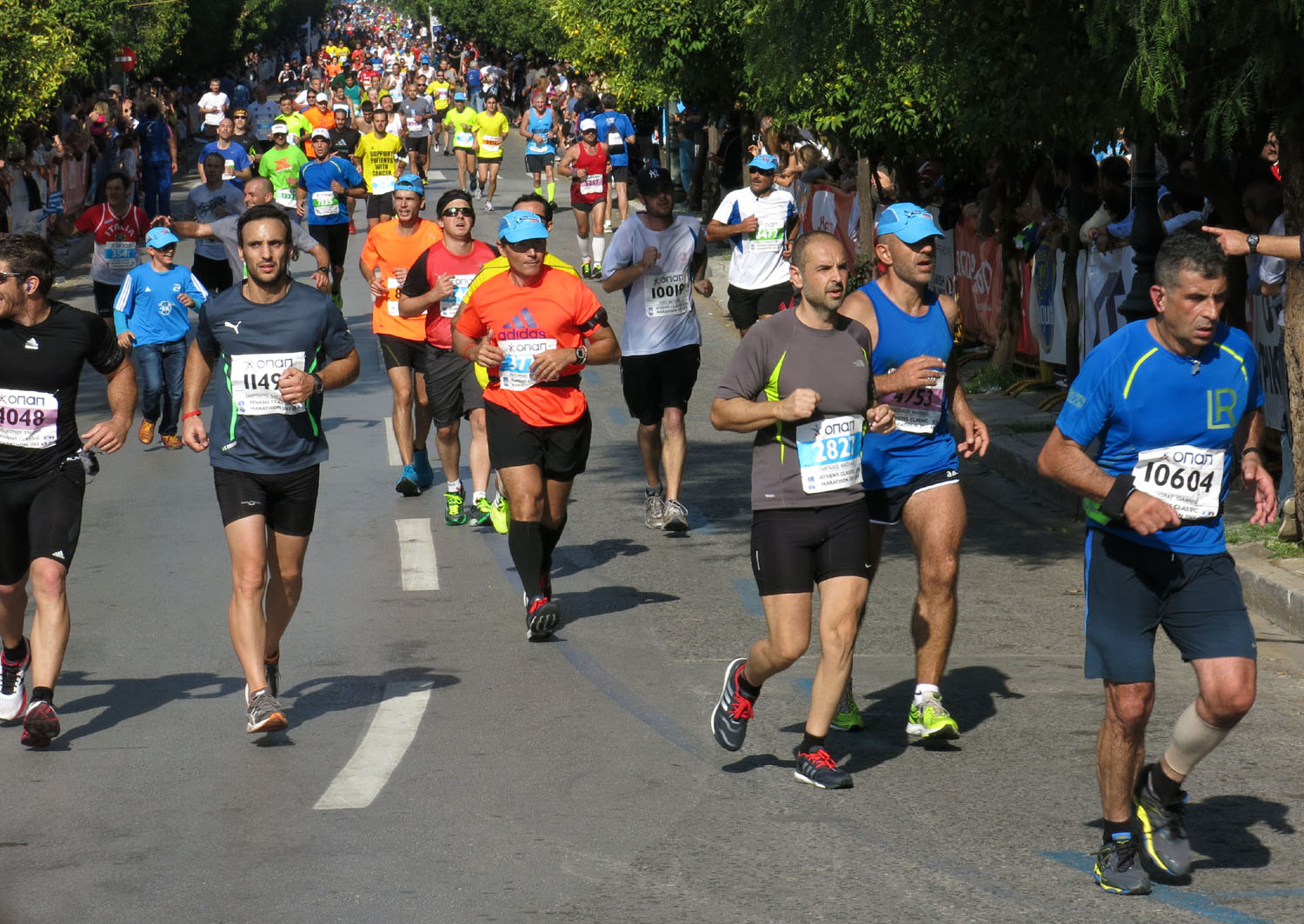 Greece-Athens-Marathon