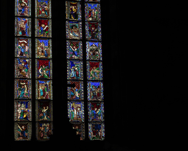 Italy-Orvieto-Duomo-Window