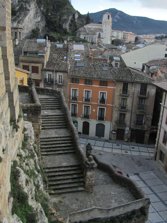 Camino-De-Santiago-Sights-And-Scenery-Town