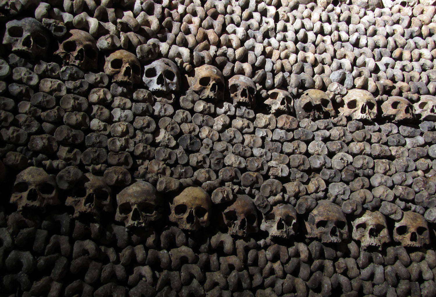 France-Paris-Catacombs