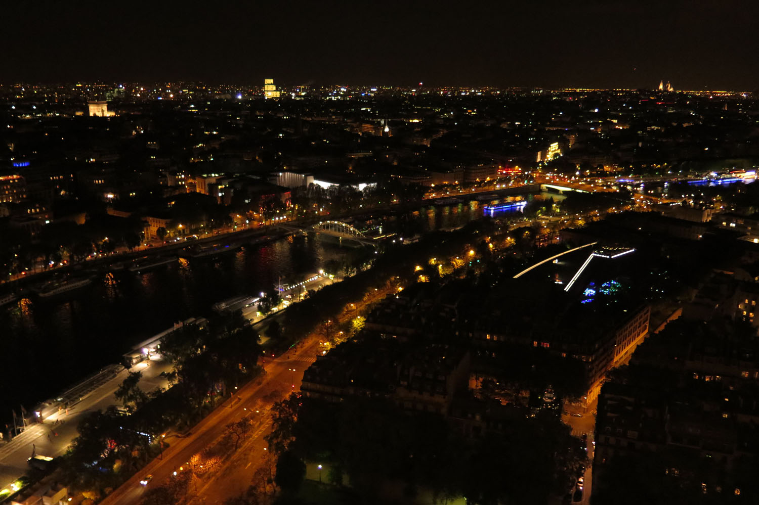 France-Paris-Eiffel-Tower-View-From-Night