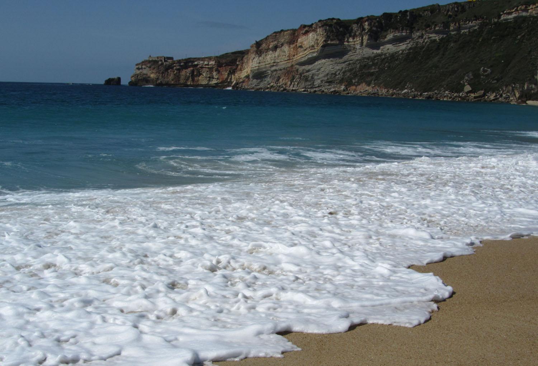 Portugal-Nazare-Beach