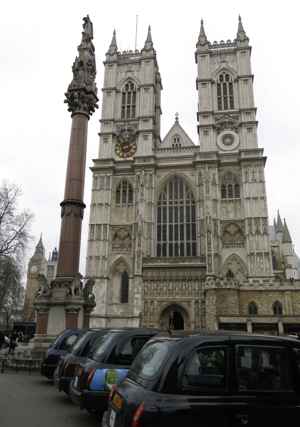England-London-Westminster-Abbey