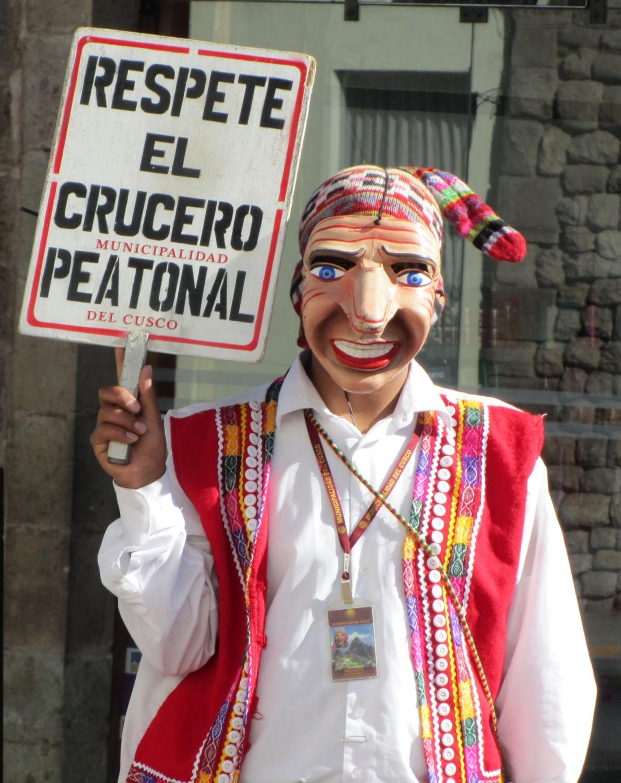 Peru-Cusco-Jay-Walking