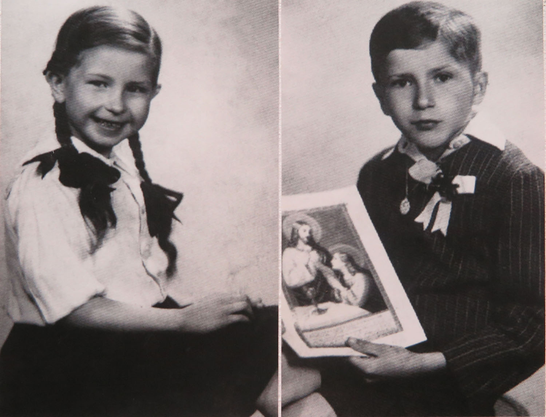 Poland-Auschwitz-Children