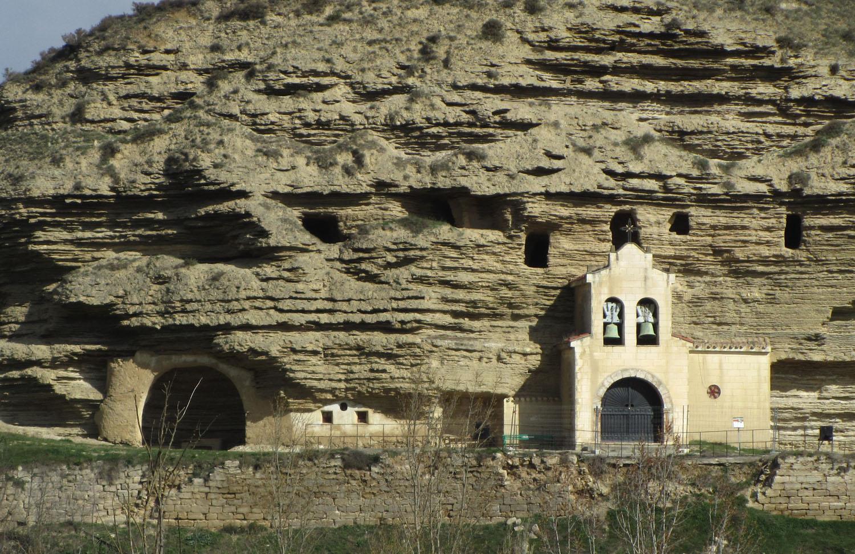 Camino-De-Santiago-Sights-And-Scenery-Church-Cave