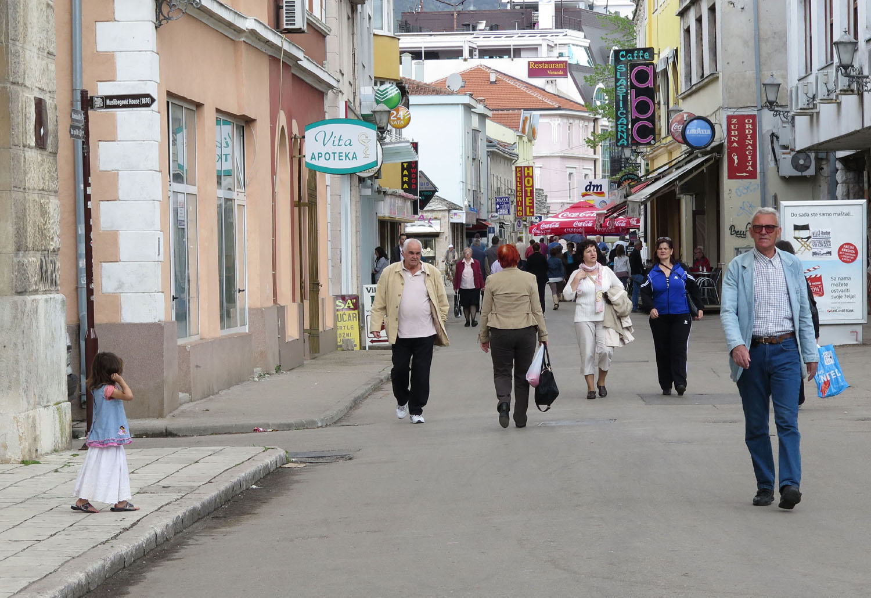 Bosnia-Mostar-Girl