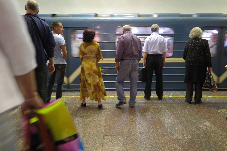 Russia-Saint-Petersburg-Metro