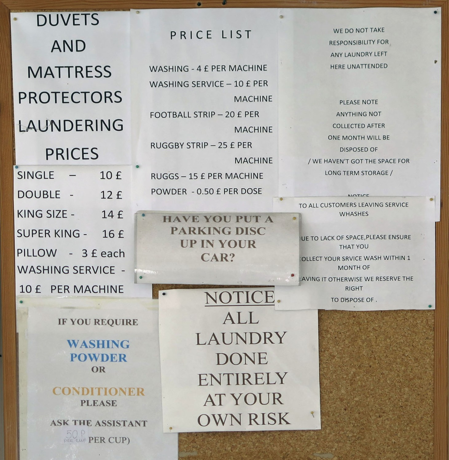 Scotland-Lowlands-Perth-Laundry