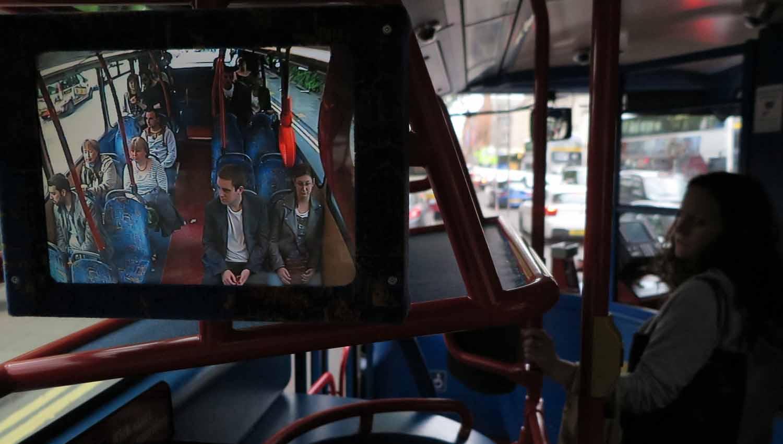 Scotland-Lowlands-Edinburgh-Bus-Ride