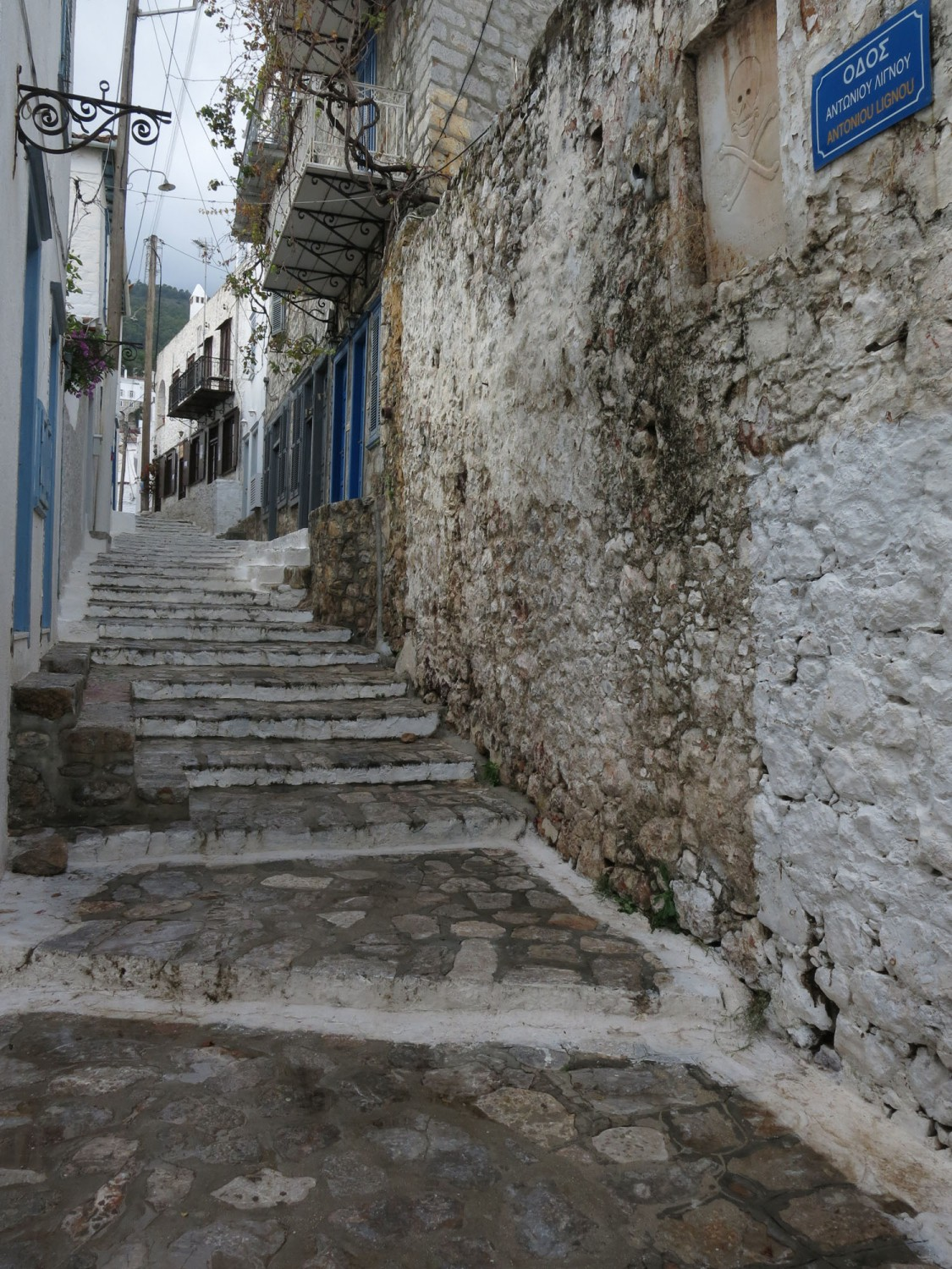 Greece-Hydra-Alleys
