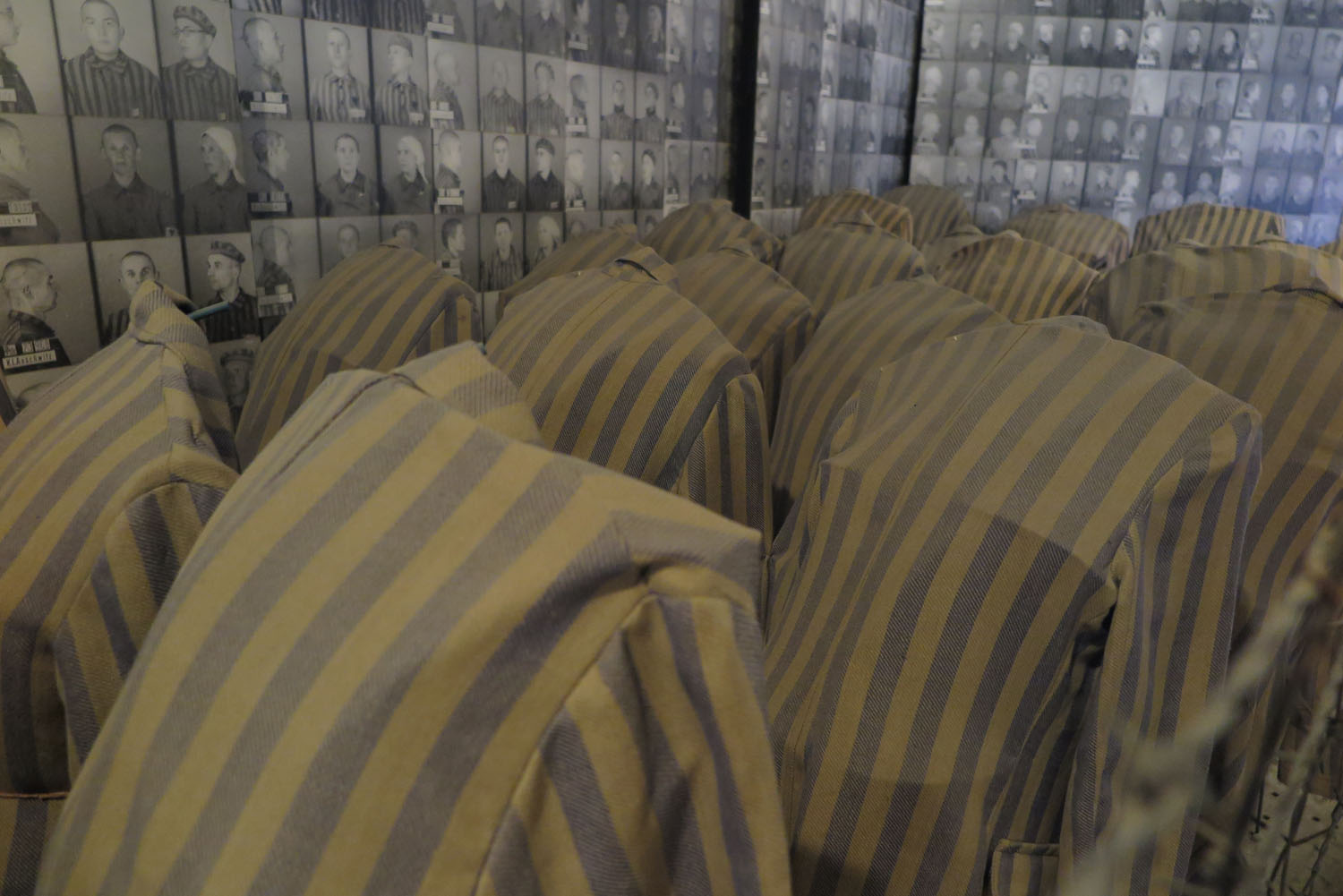 Poland-Auschwitz-Uniforms