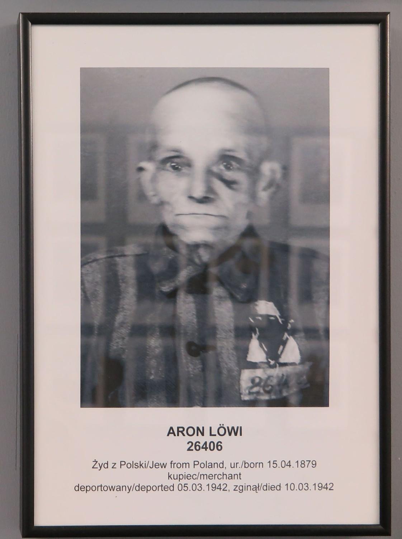 Poland-Auschwitz-People-Aron-Lowi