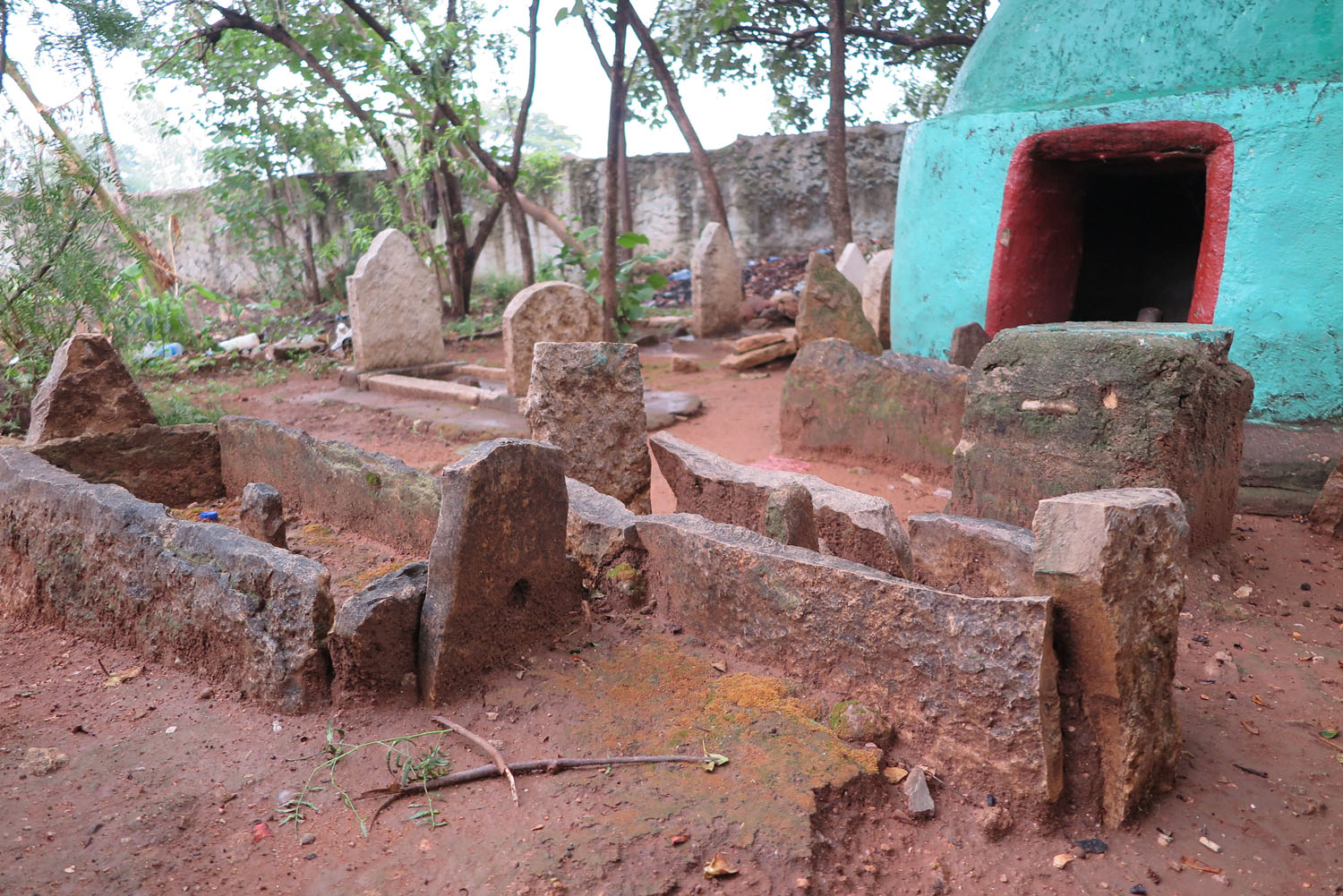 Ethiopia-Harar-Abadir-Shrine