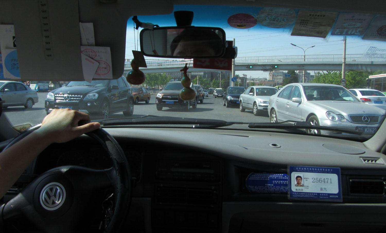 China-Beijing-Traffic