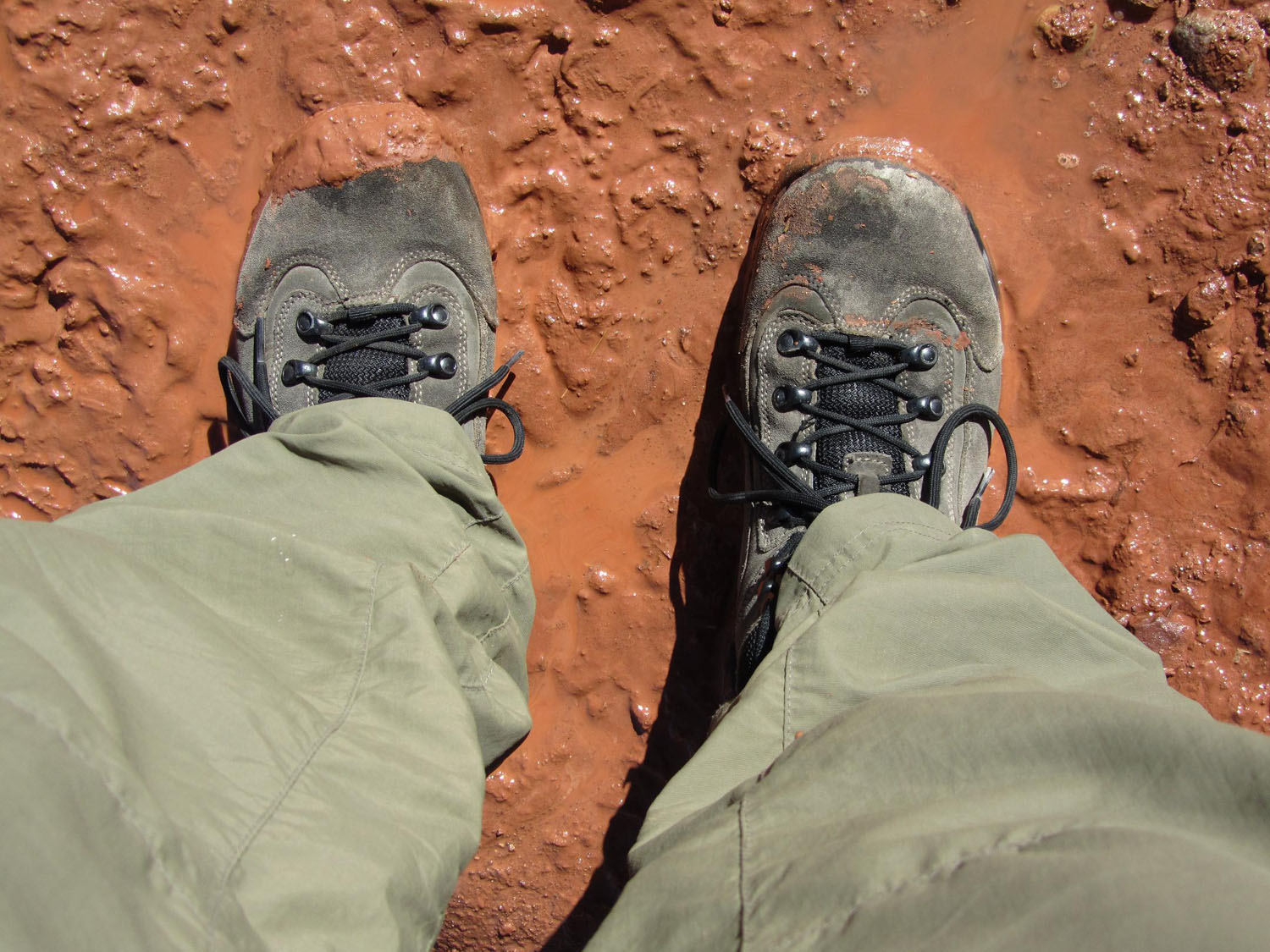 Grand-Canyon-Hike-Out-Mud