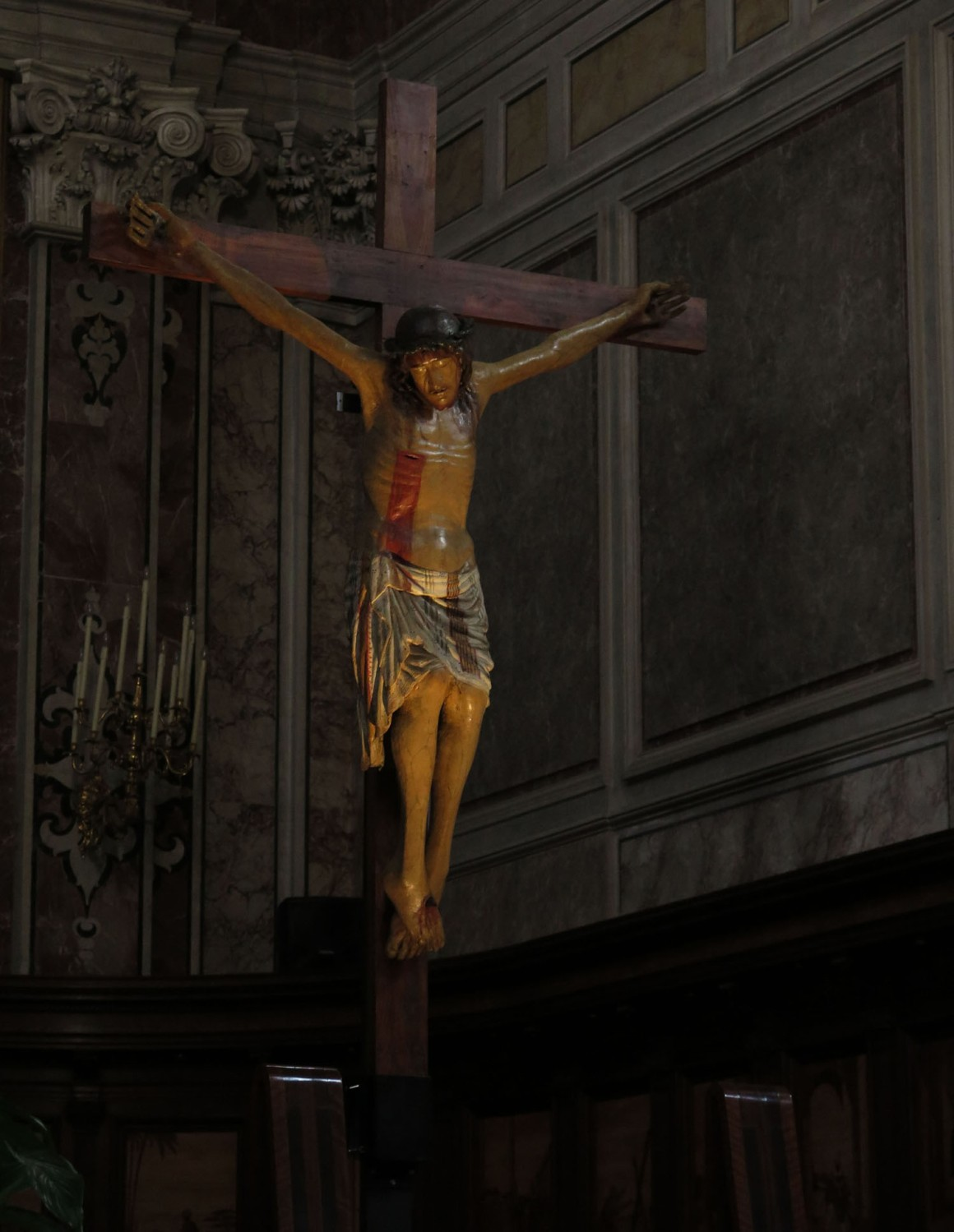 Italy-Sorrento-Crucifix