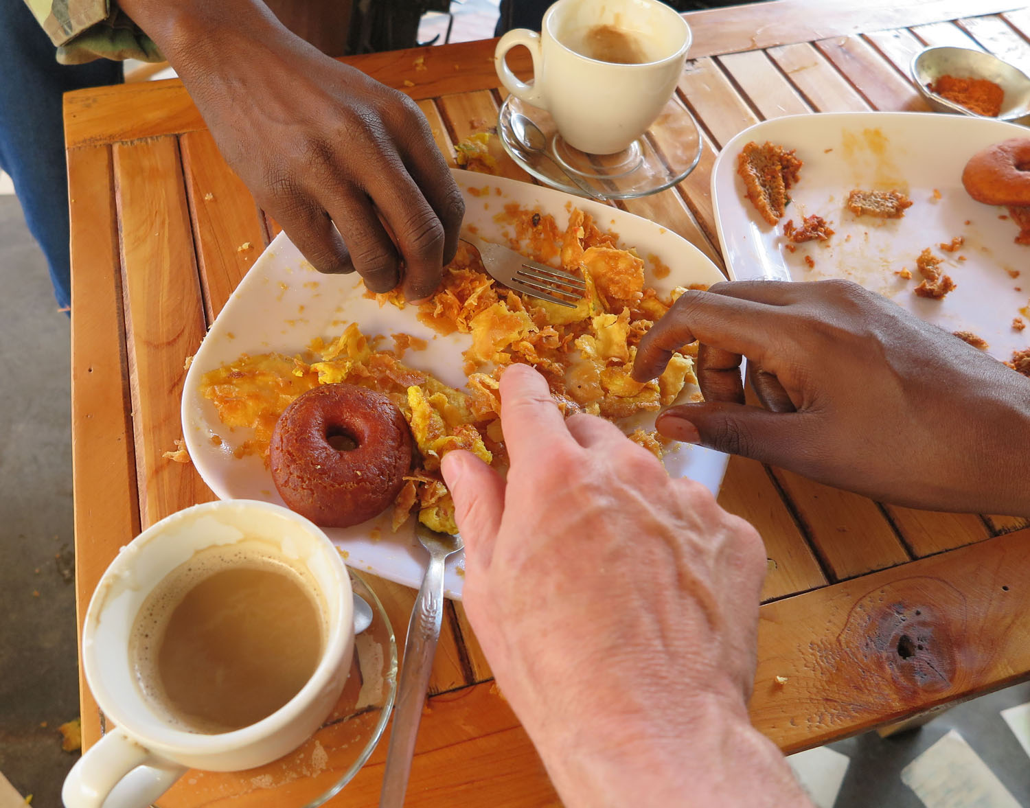 Ethiopia-Harar-Food-And-Drink-Breakfast