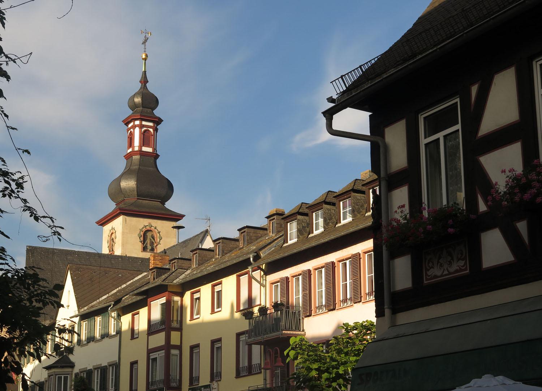 Germany-Rhine-River-Valley-Rudesheim-Steeple