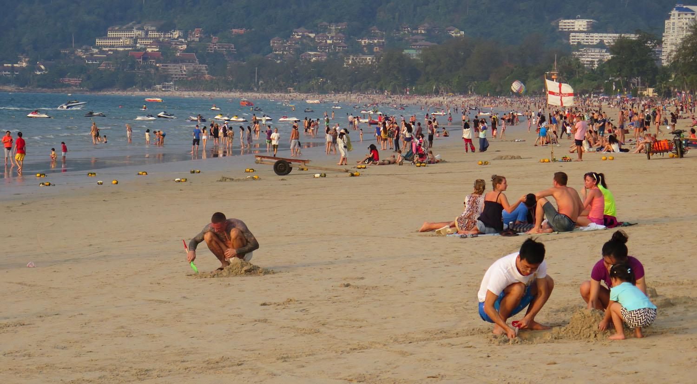 Thailand-Phuket-Patong-Beach