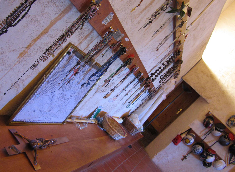Spain-Montserrat-Chapel