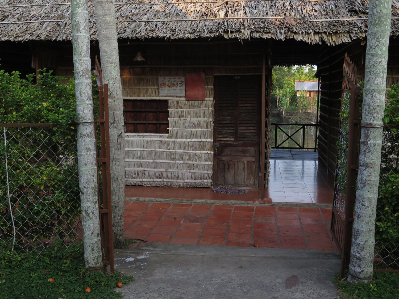 Vietnam-Mekong-Delta-Bungalow