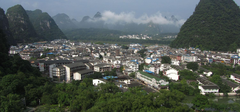 China-Yangshuo-View