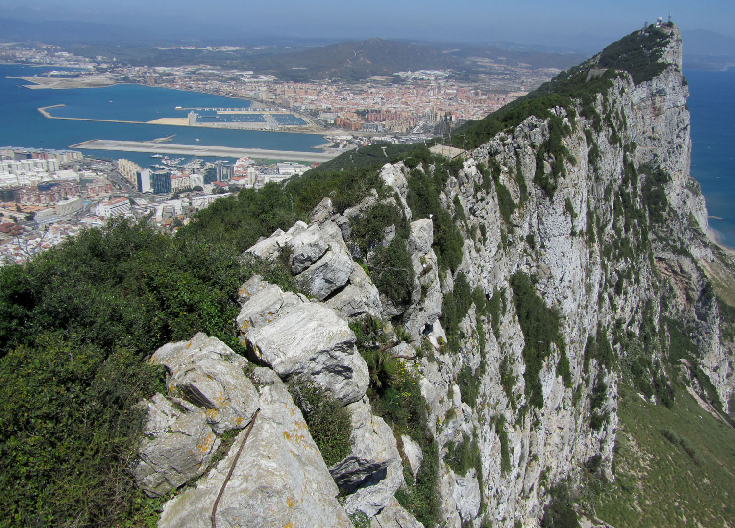 Gibraltar-Summit