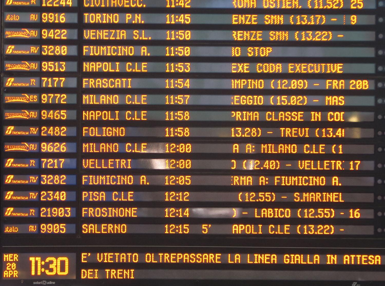 Italy-Rome-Termini-Train-Station