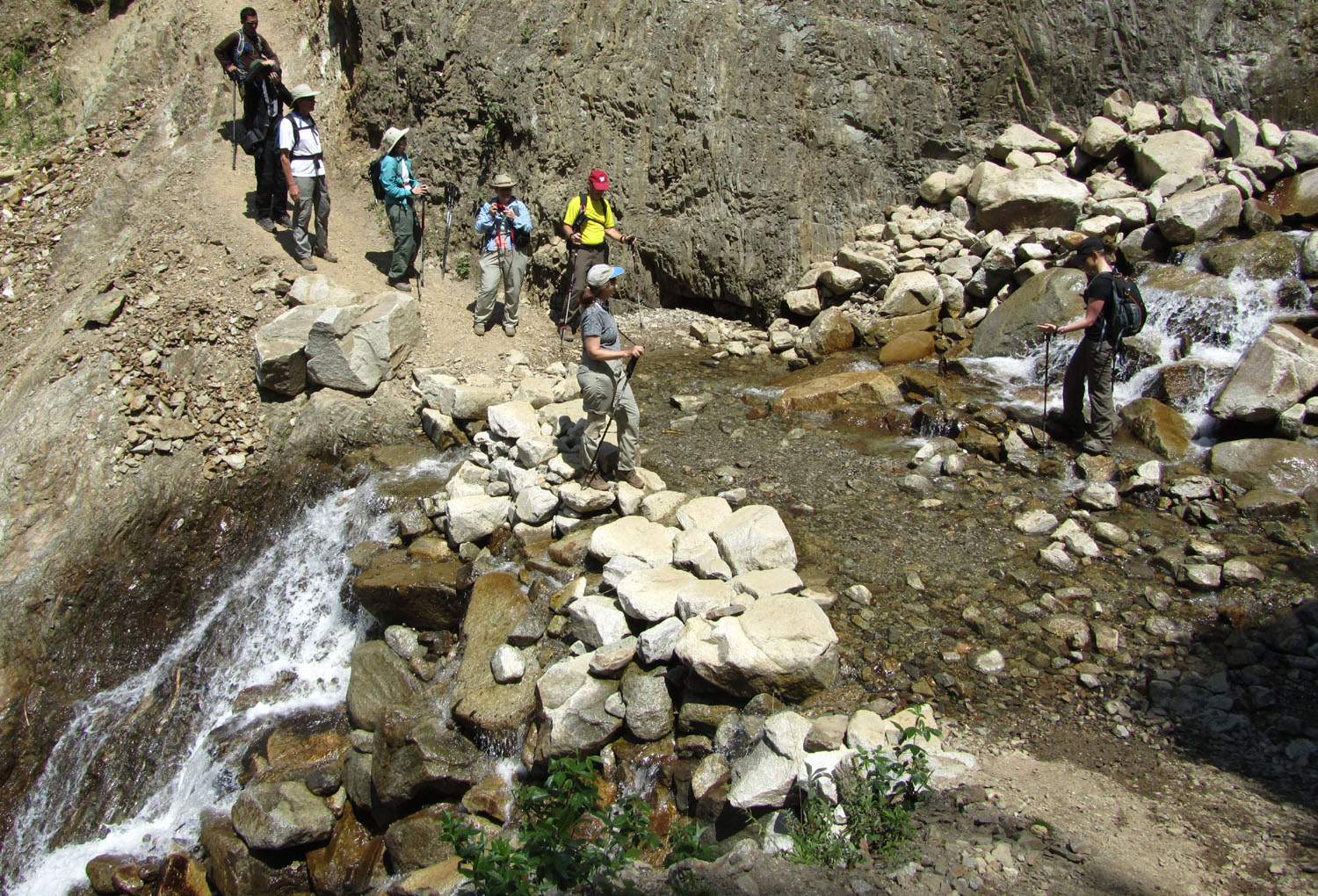 Peru-Salkantay-Trek-Day5-WaterFall