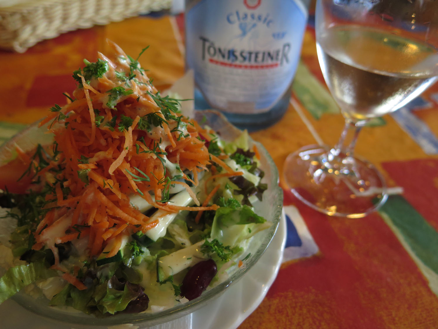 Germany-Rhine-River-Valley-Food-And-Drink-Salad