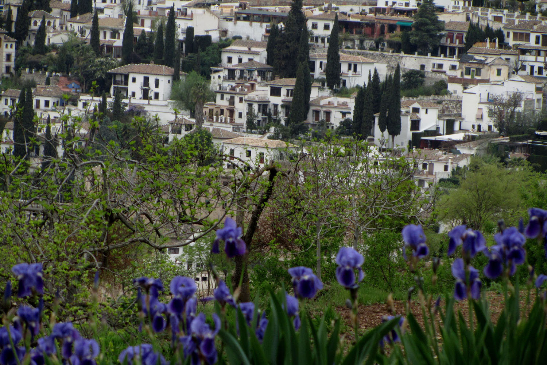 Spain-Granada-Albayzin