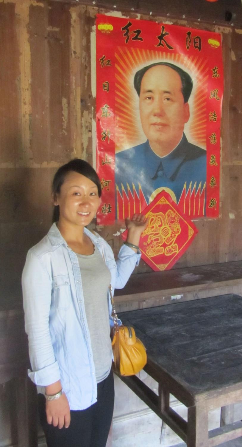 China-Yangshuo-Mao