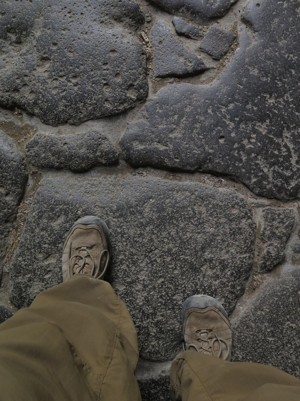 Italy-Pompeii-Feet