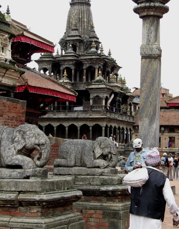 Nepal-Patan-Temples