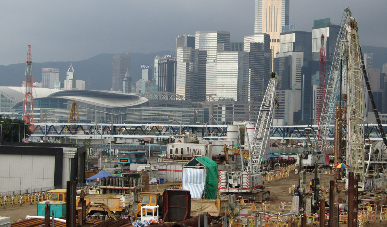China-Hong-Kong-Construction