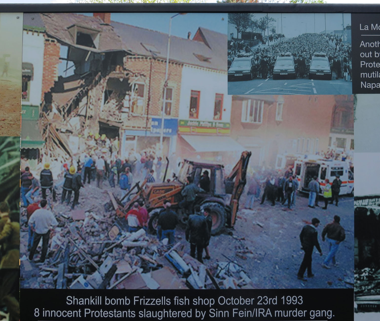 Northern-Ireland-Belfast-The-Troubles-Loyalist-Remembrance-IRA-Bombing-Frizzells