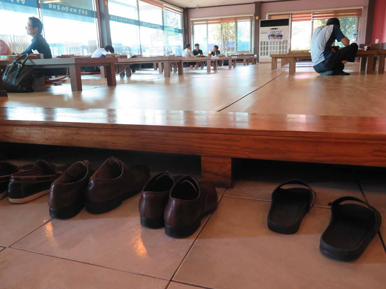 Korea-Seoul-Shoes
